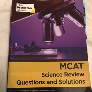 Princeton Review Extra Set of Books